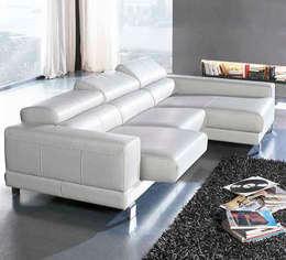 غرفة المعيشة تنفيذ Vittello - Sofás de Diseño