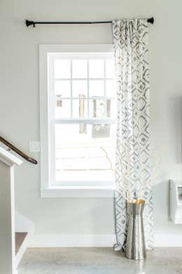 modern Living room by Brett Nicole Interiors