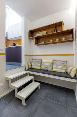 : Sala da pranzo in stile in stile Moderno di Architetto Francesco Franchini