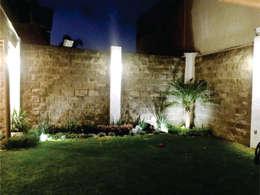 modern Garden by Arqca