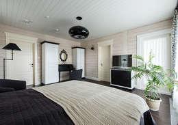 Гостевая спальня:  в . Автор – Эдуард Григорьев (daproekt)