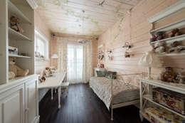 Комната для рукоделия: Спальная комната  в . Автор – Эдуард Григорьев (daproekt)