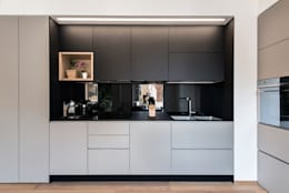 مطبخ تنفيذ Tommaso Giunchi Architect