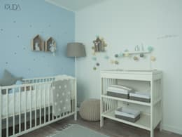 C mo decorar una habitaci n de beb con muebles ikea - Cambiador gulliver ...