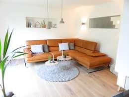 Salas de estar modernas por alegroo - interior design