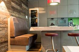 مطبخ تنفيذ alegroo - interior design