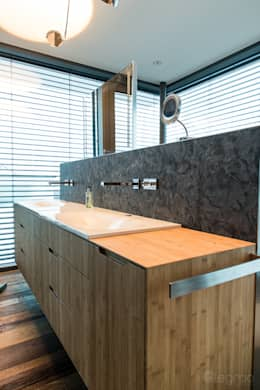 Waschtisch: moderne Badezimmer von alegroo - interior design