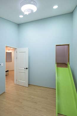 Phòng trẻ em by 건축사사무소 재귀당
