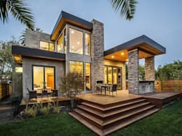 Projekty,   zaprojektowane przez Ndiweni Architecture