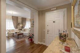 Corridor & hallway by Facile Ristrutturare