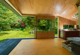 landhausstil Esszimmer von cc-studio