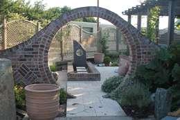 Projekty,  Ogród zaprojektowane przez Kings Landscaping