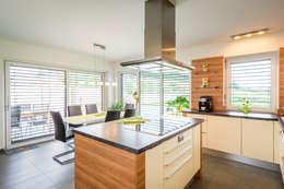modern Kitchen by WimbergerHaus
