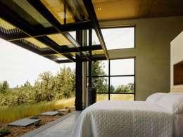 Dormitorios de estilo moderno por Feldman Architecture