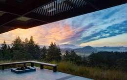 Maisons de style de style Moderne par Feldman Architecture