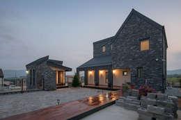 Rumah by 건축사사무소 재귀당