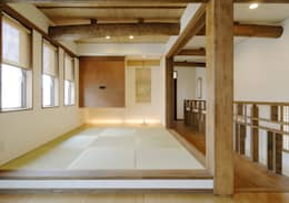 ROMAN: stage Y's 一級建築士事務所が手掛けた和室です。