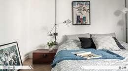 奧立佛設計:  臥室 by iDiD點一點設計