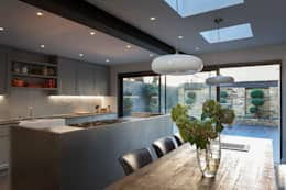 eclectic Kitchen by Blankstone