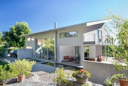 Дома в . Автор – Burckhardt Metall Glas GmbH