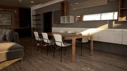 غرفة السفرة تنفيذ DO DESIGN