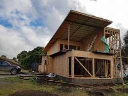 Rumah by GerSS Arquitectos