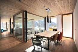 Столовые комнаты в . Автор – BESTO ZT GMBH_ Architekt DI Bernhard Stoehr