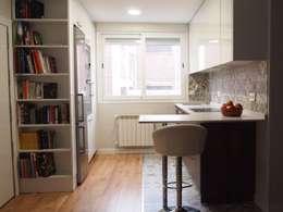 Projekty,  Kuchnia zaprojektowane przez Reformmia