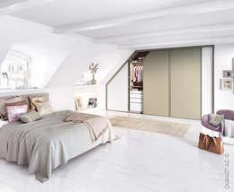 modern Bedroom by CABINET