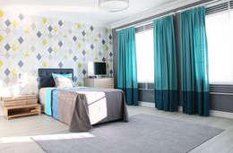 Aykuthall Architectural Interiors – OHY Evi Sunflower Sitesi: modern tarz Çocuk Odası