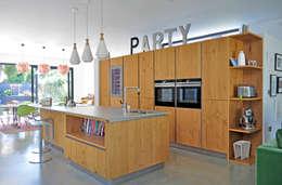 modern Kitchen by ON architecture