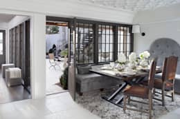 Ruang Makan by Christopher Architecture & Interiors