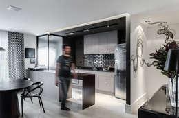 Кухни в . Автор – Tiago Rocha Interiores