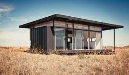minimalistische Häuser von Inizio homes