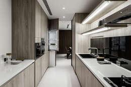 مطبخ تنفيذ 双設計建築室內總研所