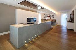 Projekty,  Kuchnia zaprojektowane przez Lioba Schneider