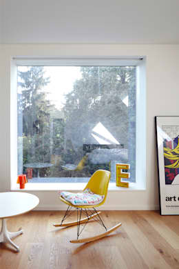 moderne Slaapkamer door Lioba Schneider