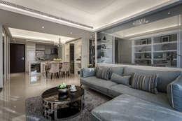 classic Living room by 你你空間設計