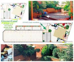 GreenerLand. Arquitectura Paisajista y Tematización:  tarz Teras