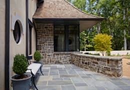 Patios & Decks by Christopher Architecture & Interiors