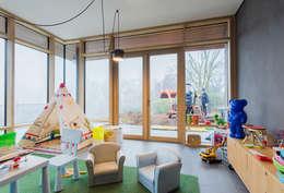 غرفة الاطفال تنفيذ Moretti MORE