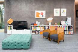 غرفة المعيشة تنفيذ Moretti MORE