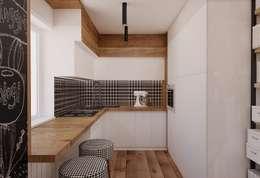 Dapur by Ale design Grzegorz Grzywacz