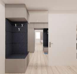Koridor dan lorong by Ale design Grzegorz Grzywacz
