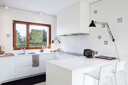 Cozinhas modernas por Moretti MORE