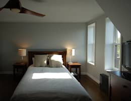 moderne Slaapkamer door SA-DA Architecture