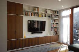Adelphi Street: modern Living room by SA-DA Architecture