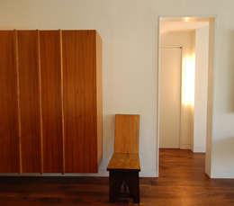 Adelphi Street: modern Bedroom by SA-DA Architecture