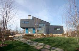 Montauk House: modern Houses by SA-DA Architecture