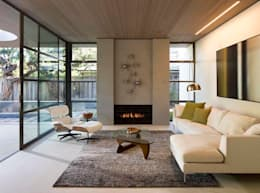 modern Living room by Feldman Architecture